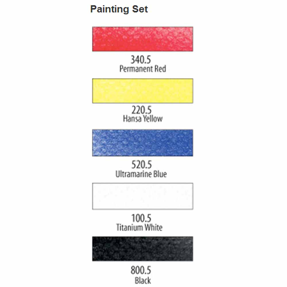 PanPastel Painting Set of 5