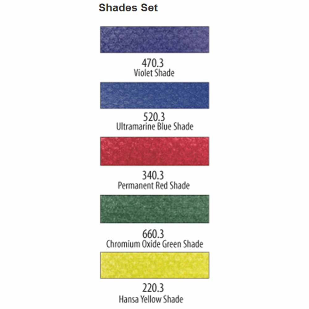 PanPastel Shades Set of 5